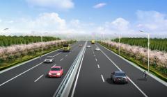 重庆渝北区S101龙兴至石船段公路工程